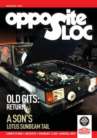 Oppositesloc Issue 4 By 292graphics Co Uk Issuu