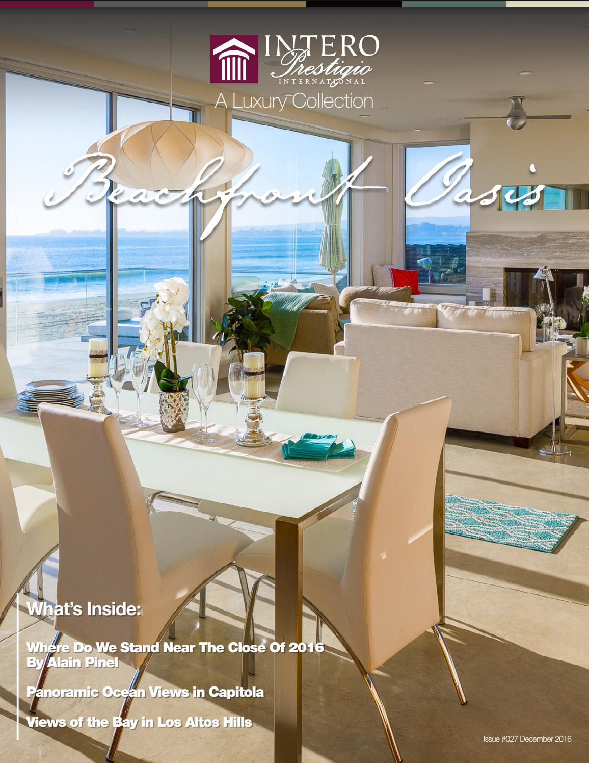 Intero Prestigio International Magazine | A Luxury Real Estate ...