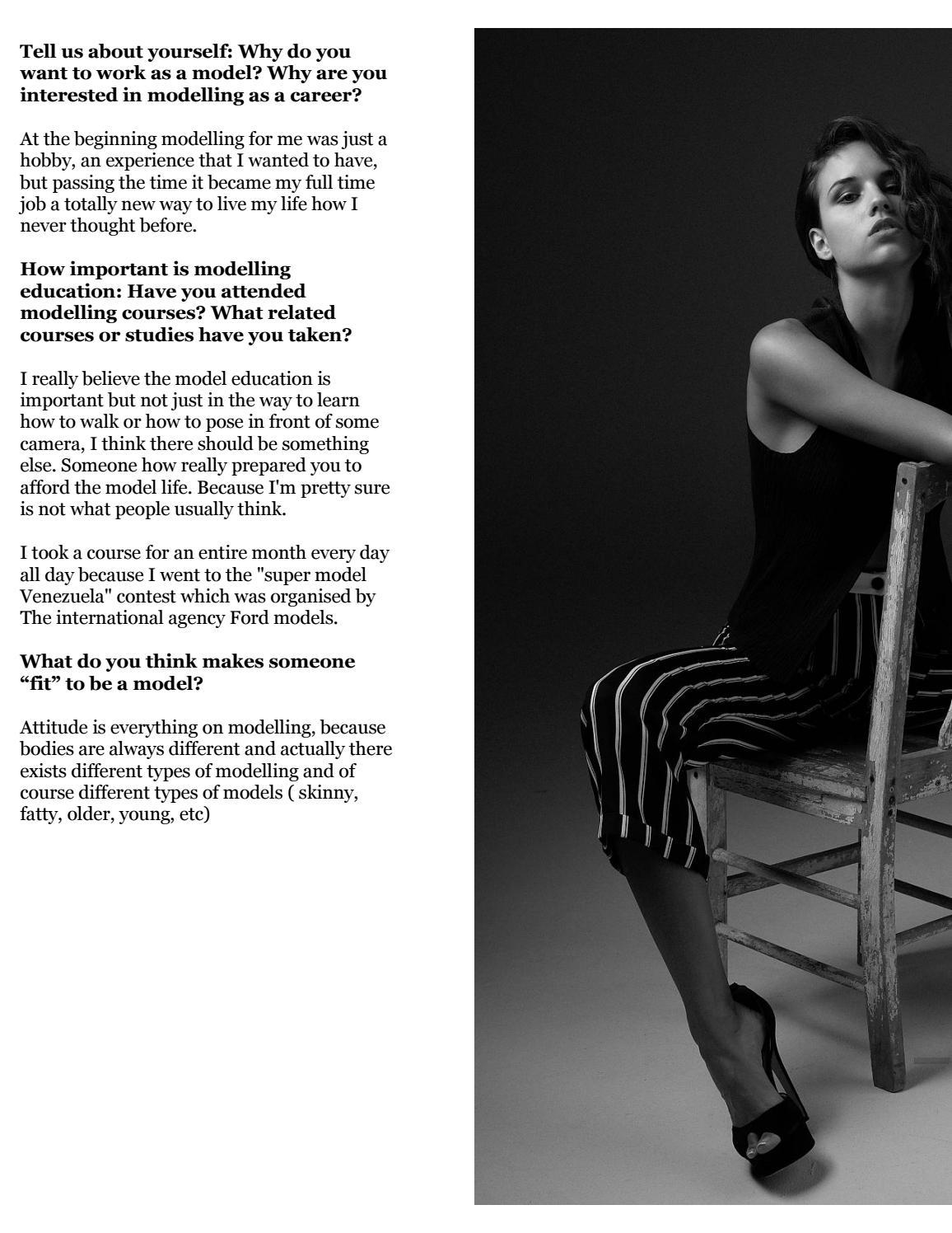 Model Citizen Magazine Issue 1 by Model Citizen Magazine