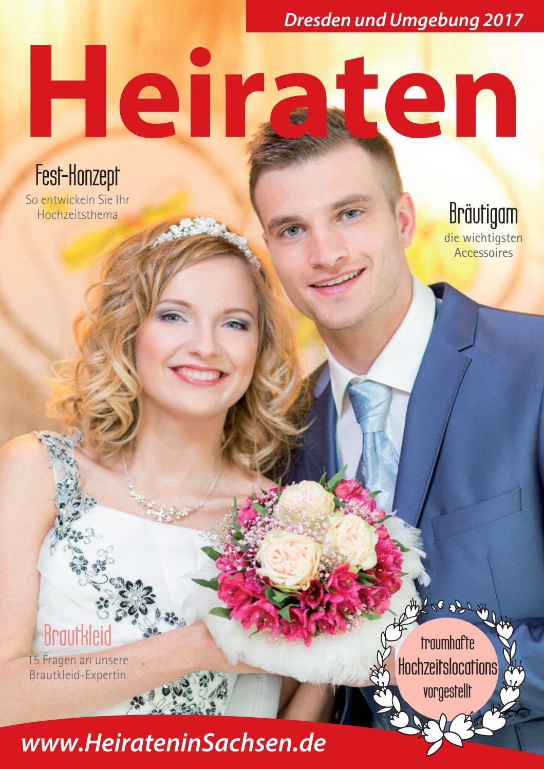 Heiraten in Dresden und Umgebung 2017 by Werbung & Satz Fendler - issuu