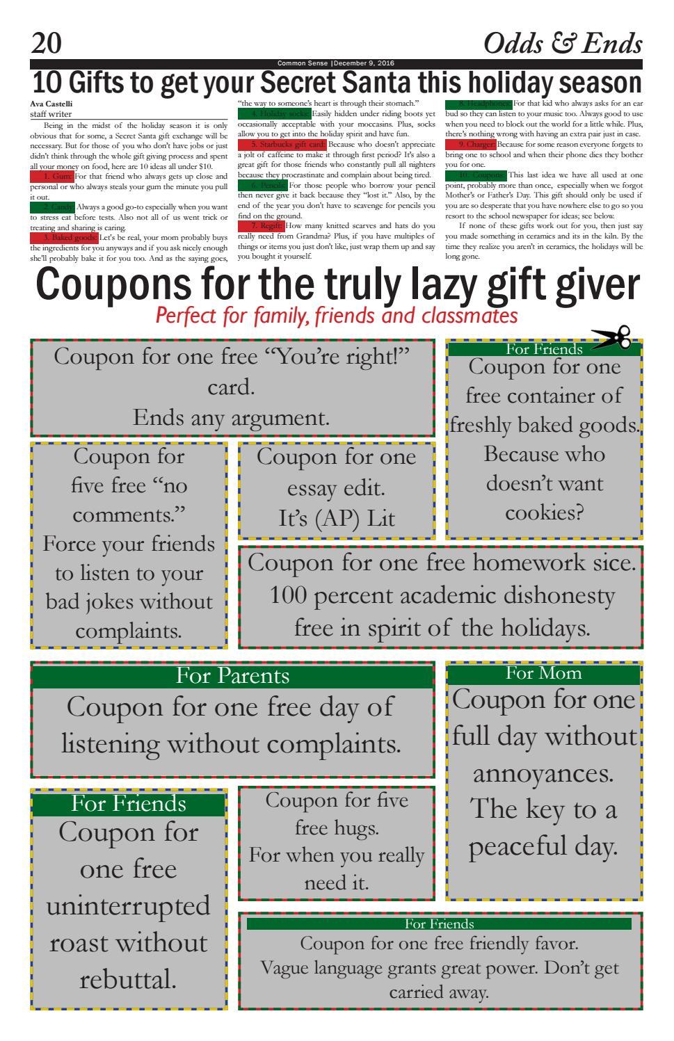 Issue 6 December 9 2016 By Woottonnews Issuu