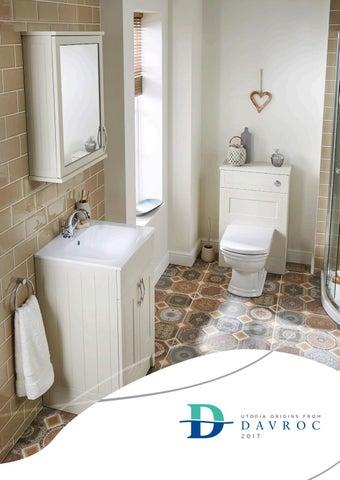 Utopia Origins Bathroom Furniture By Davroc Issuu