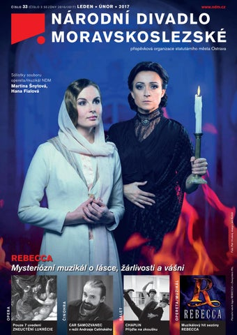 Časopis NDM leden únor 2017 by Národní divadlo moravskoslezské - issuu 857eddafba