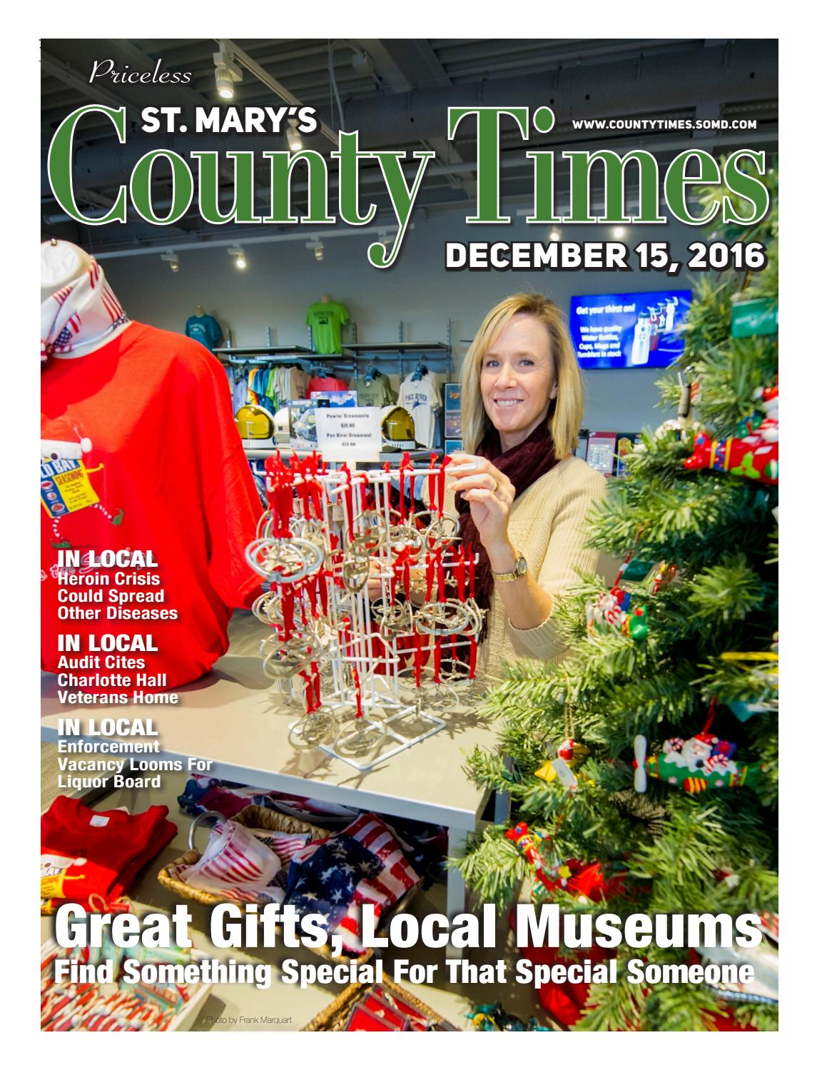 2016-12-15 St  Mary's County Times by Southern Maryland Online - issuu