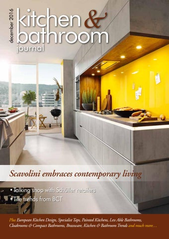Kitchen & Bathroom Journal December 2016 by Craftsman
