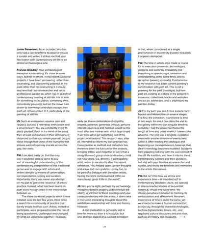 Page 77 of Curation as Conversation – A Correspondence