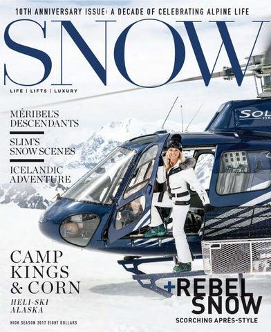 SNOW Magazine High Season Issue 2017 by SNOW - issuu b3ed48dee
