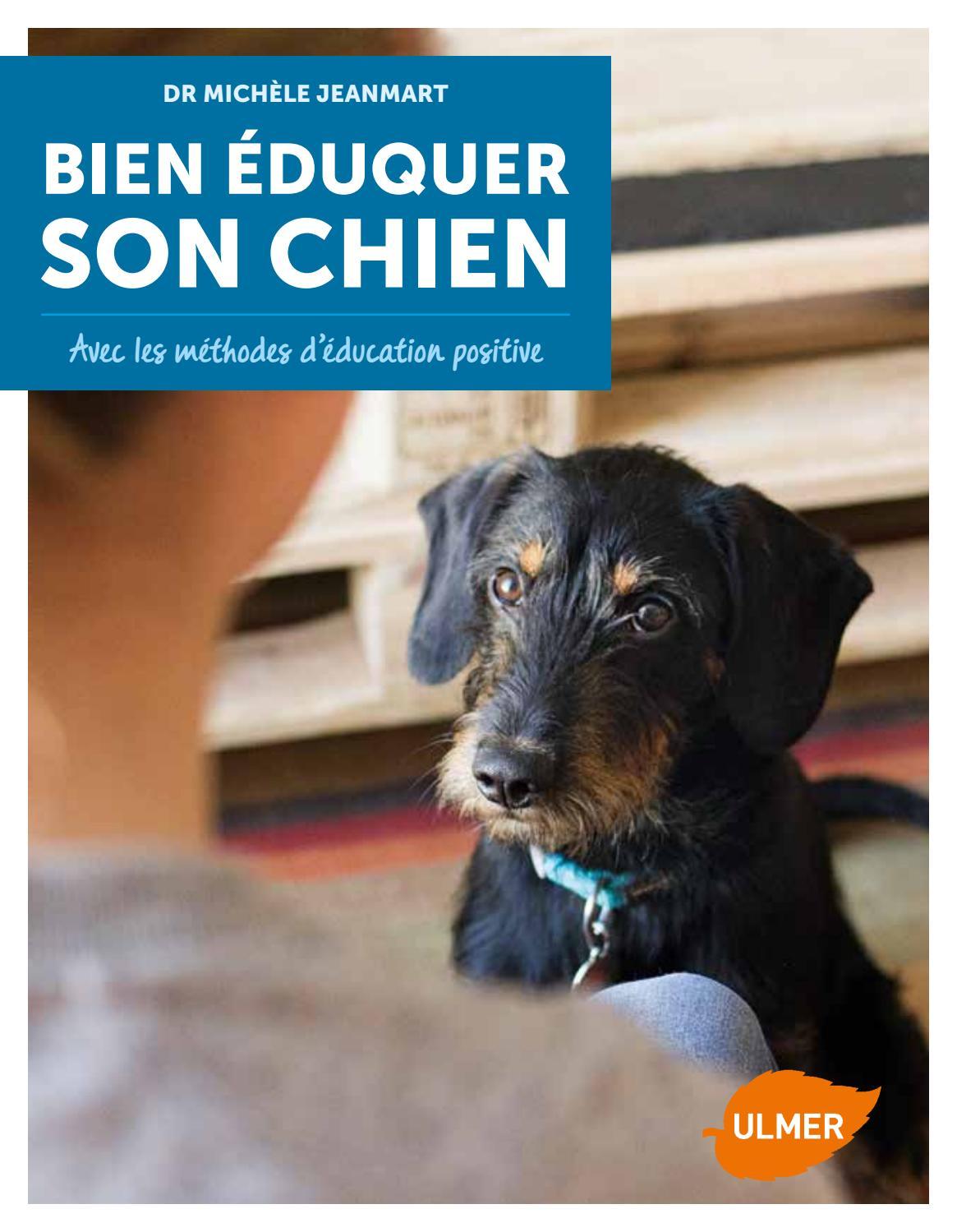 Extrait Bien éduquer son chien - Éditions Ulmer by