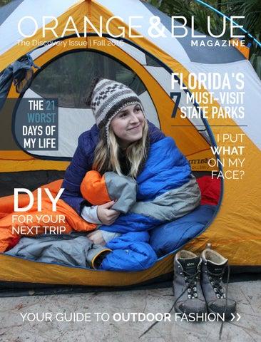831fba8619f Orange   Blue magazine - The Discovery Issue - Fall 2016 by UF CJC ...