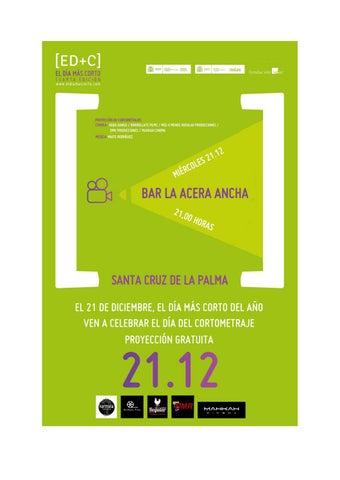 1f651e531da CATÁLOGO 12° Bogotá Short Film Festival   Festival de Cortos de Bogotá -  BOGOSHORTS by Movimiento BOGOSHORTS - Festival de Cortos de Bogotá - issuu
