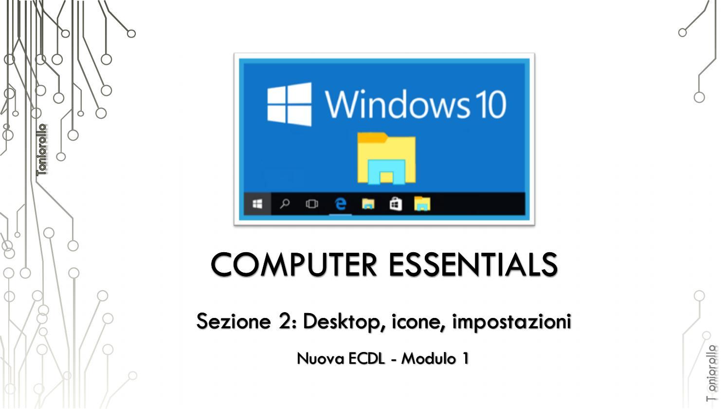 Computer Essentials Parte 2 By Tonio Rollo Issuu