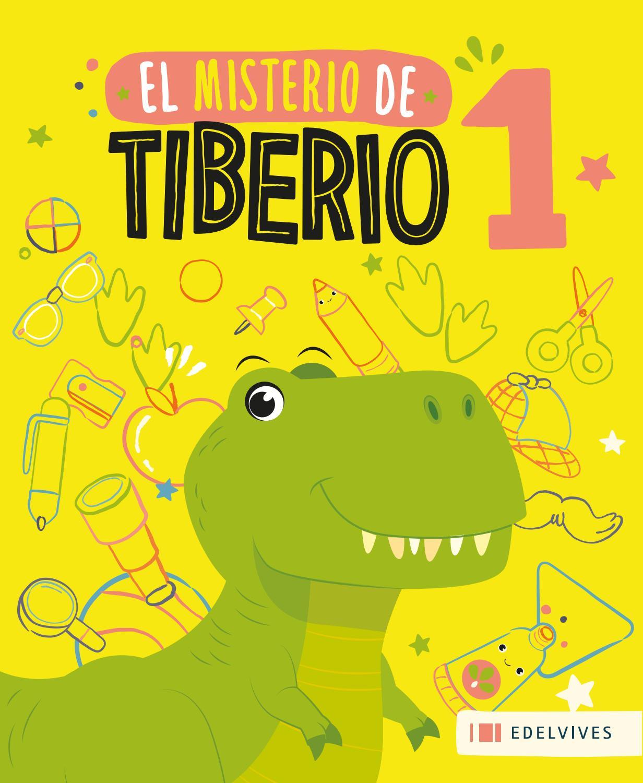 El misterio de Tiberio 1 by Edelvives Argentina - issuu