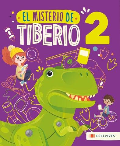 El misterio de Tiberio 2 by Edelvives Argentina - issuu