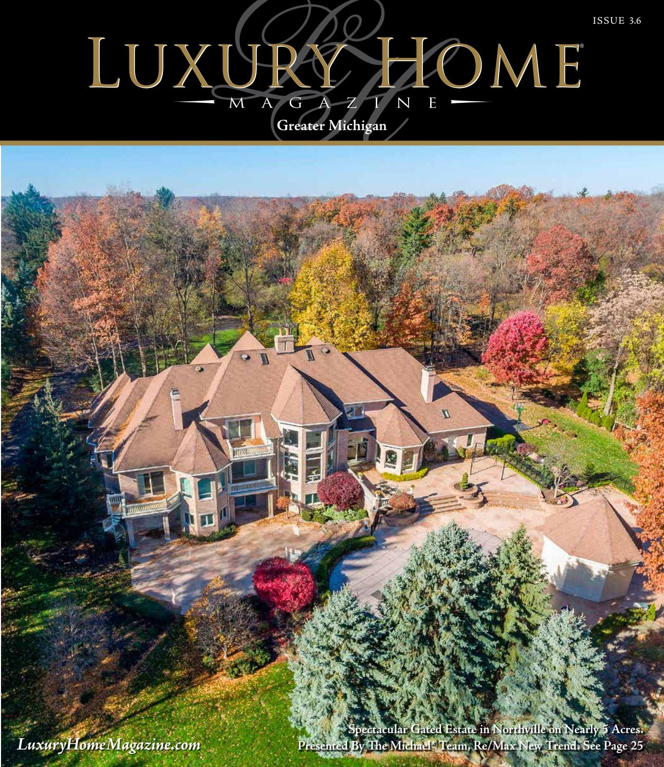 Lake Michigan Luxury Homes