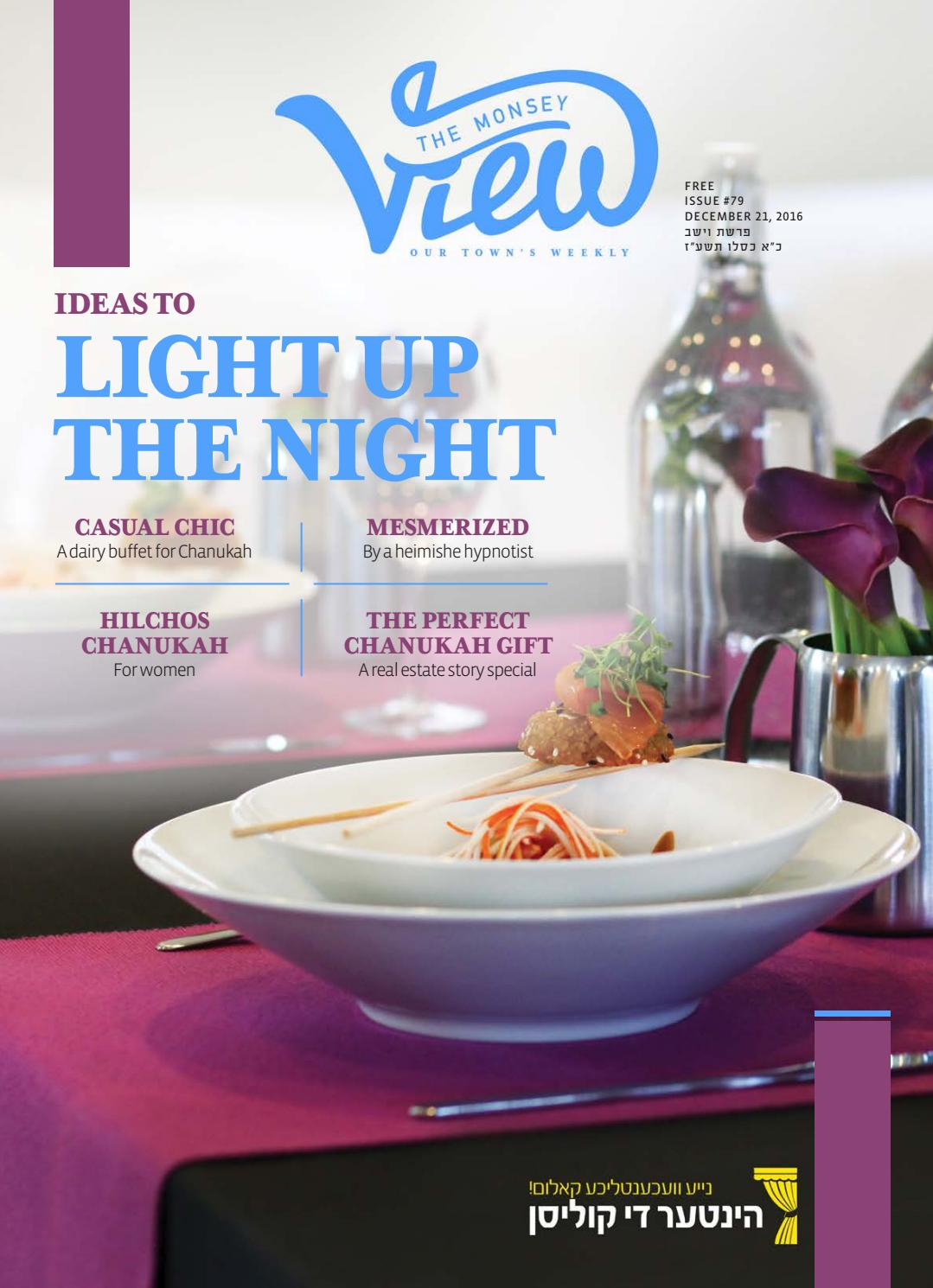Issue 79 by The Monsey View - issuu ee95bb122