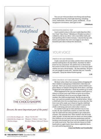Issue 79 By The Monsey View Issuu