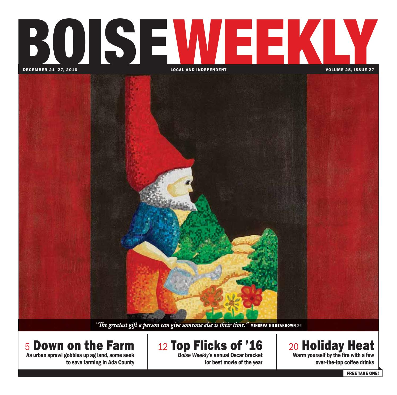 Boise Weekly Vol 25 Issue 27 by Boise Weekly issuu
