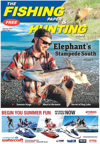 72de513bbb437 January 2017 - The Fishing Paper & Hunting News by The Fishing Paper ...