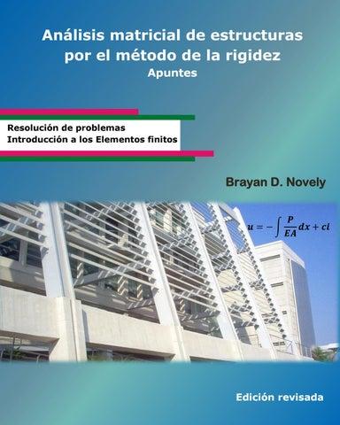 Analisis De Estructuras B Novely Civilgeeks Com By Jesus