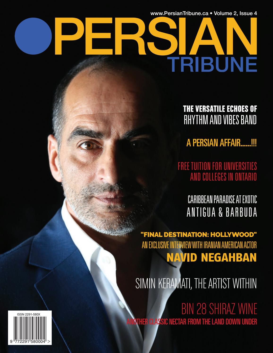 PERSIAN TRIBUNE Volume 2, Issue 4 by Persian Tribune - issuu