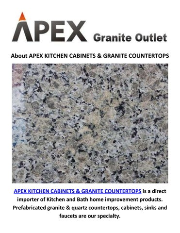 Apex kitchen granite countertops in los angeles ca by for Apex kitchen cabinets