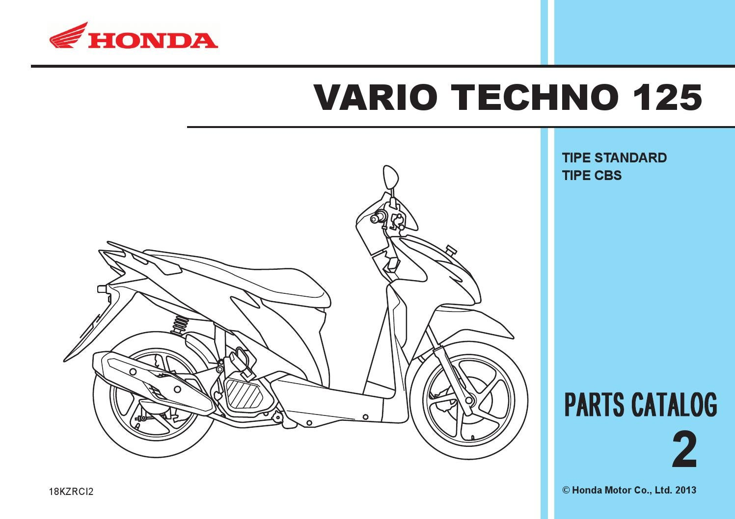 Wiring Diagram Vario 125 : Wiring diagram vario image collections