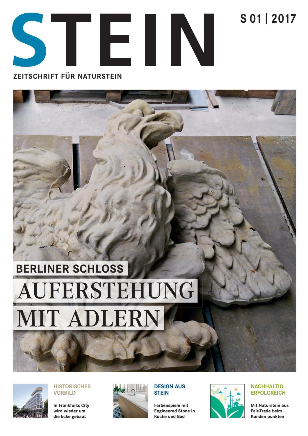 Stein 1/2017 by Georg D.W. Callwey GmbH & Co. KG - issuu