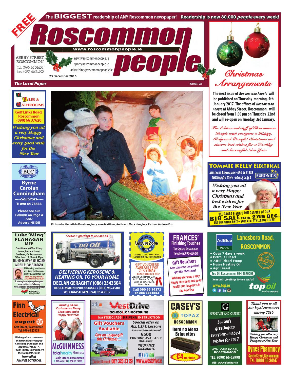 The Corran Herald issue 44, 2011 - Ballymote Heritage Group