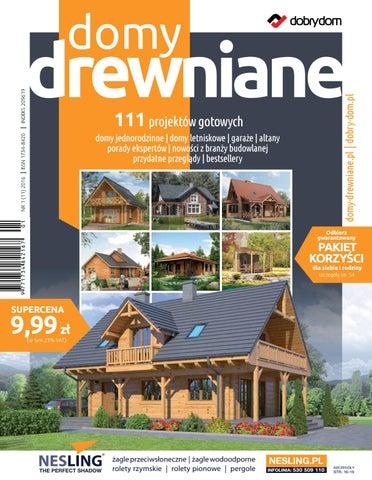 7cf4e72ee31537 Domy Drewniane 11 by DOBRY DOM - issuu