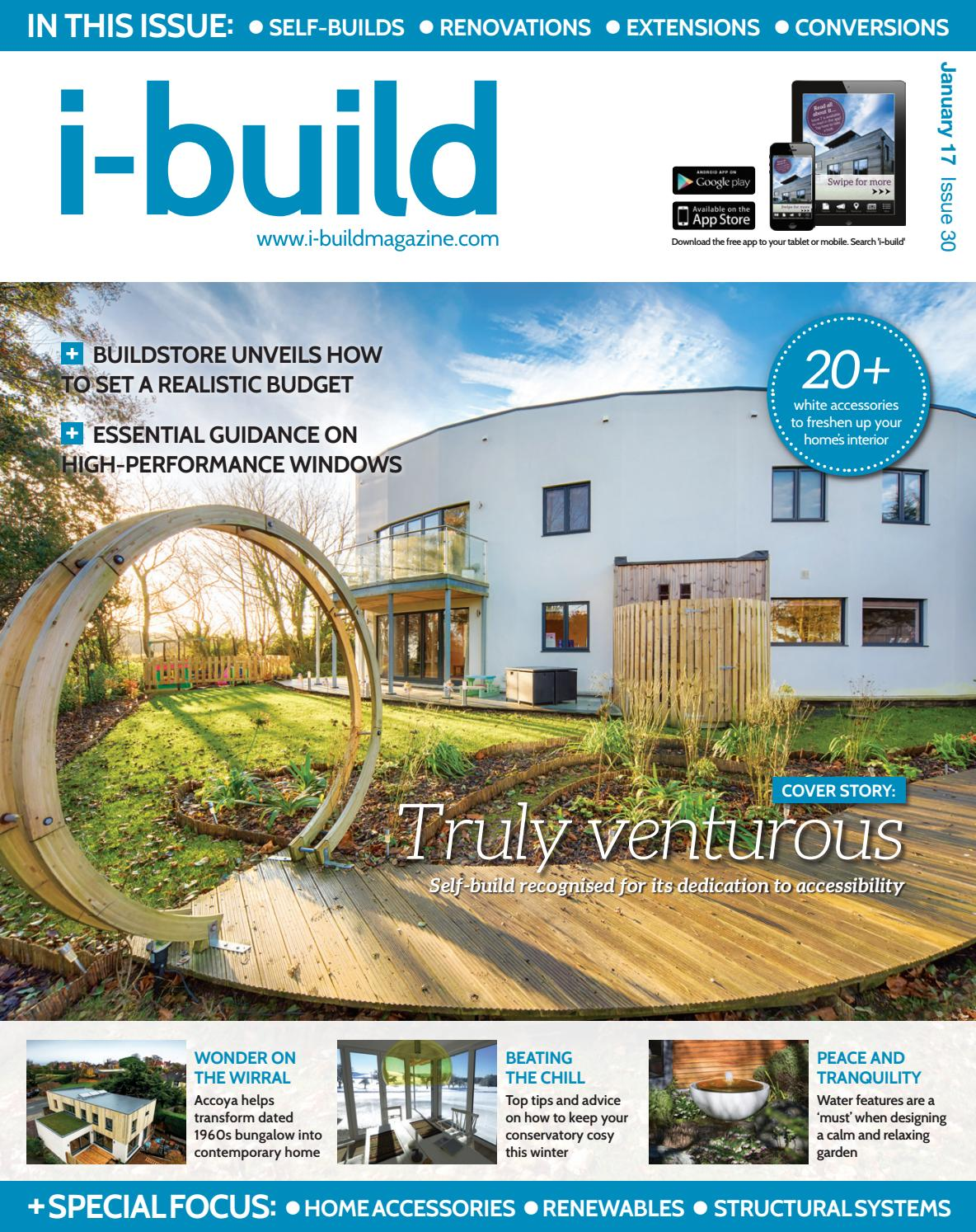 i-build January 2017 by Cross Platform Media Ltd  - issuu