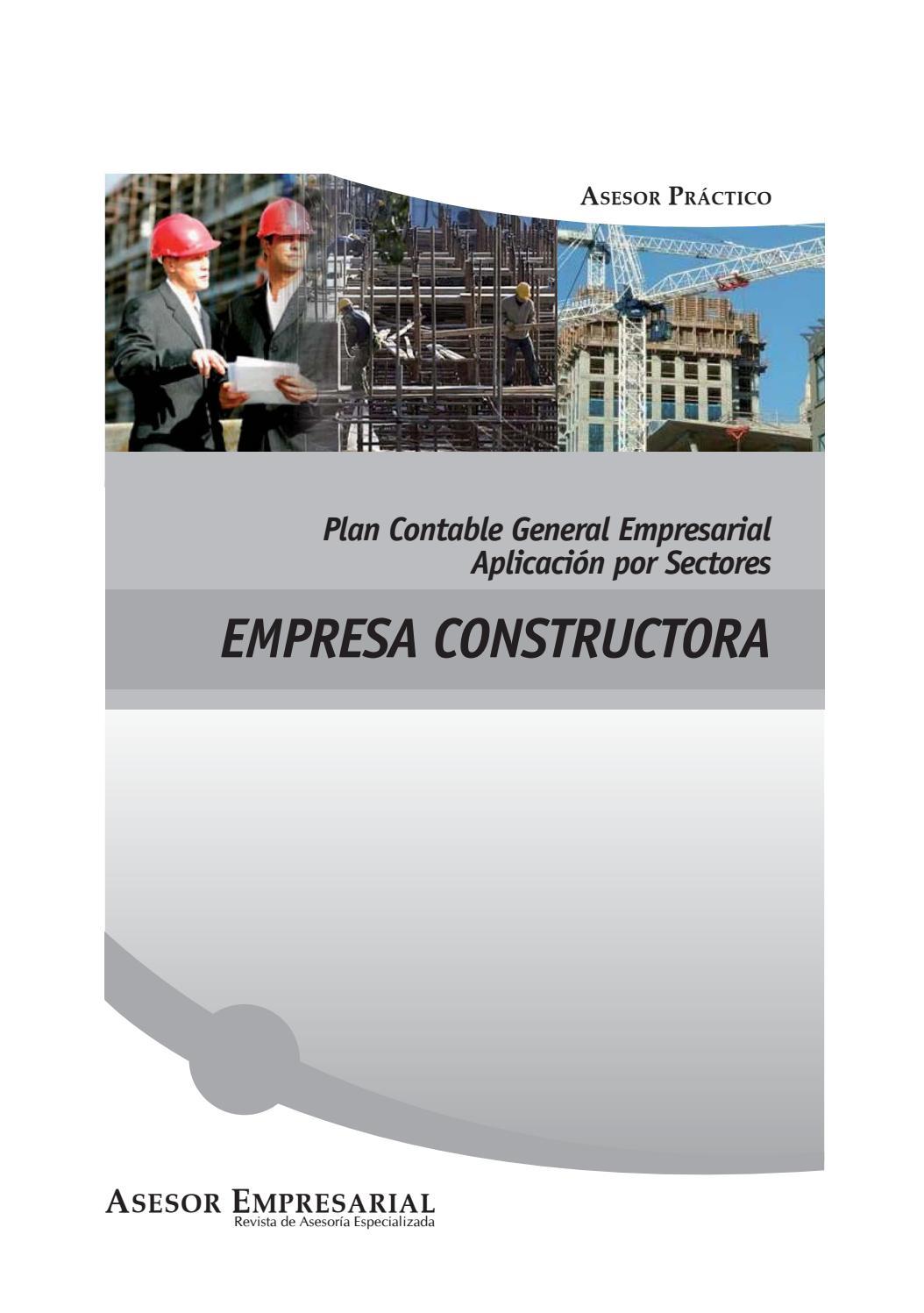 Pcge Empresa Constructora By Johnson Lopez Issuu