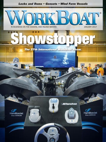 workboat january 2017 by workboat issuuBasic Boat Wiring Diagram Http Wwwpanbocom Archives 2010 12 Simrad #4