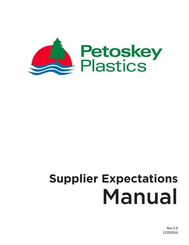 Expectations petoskey