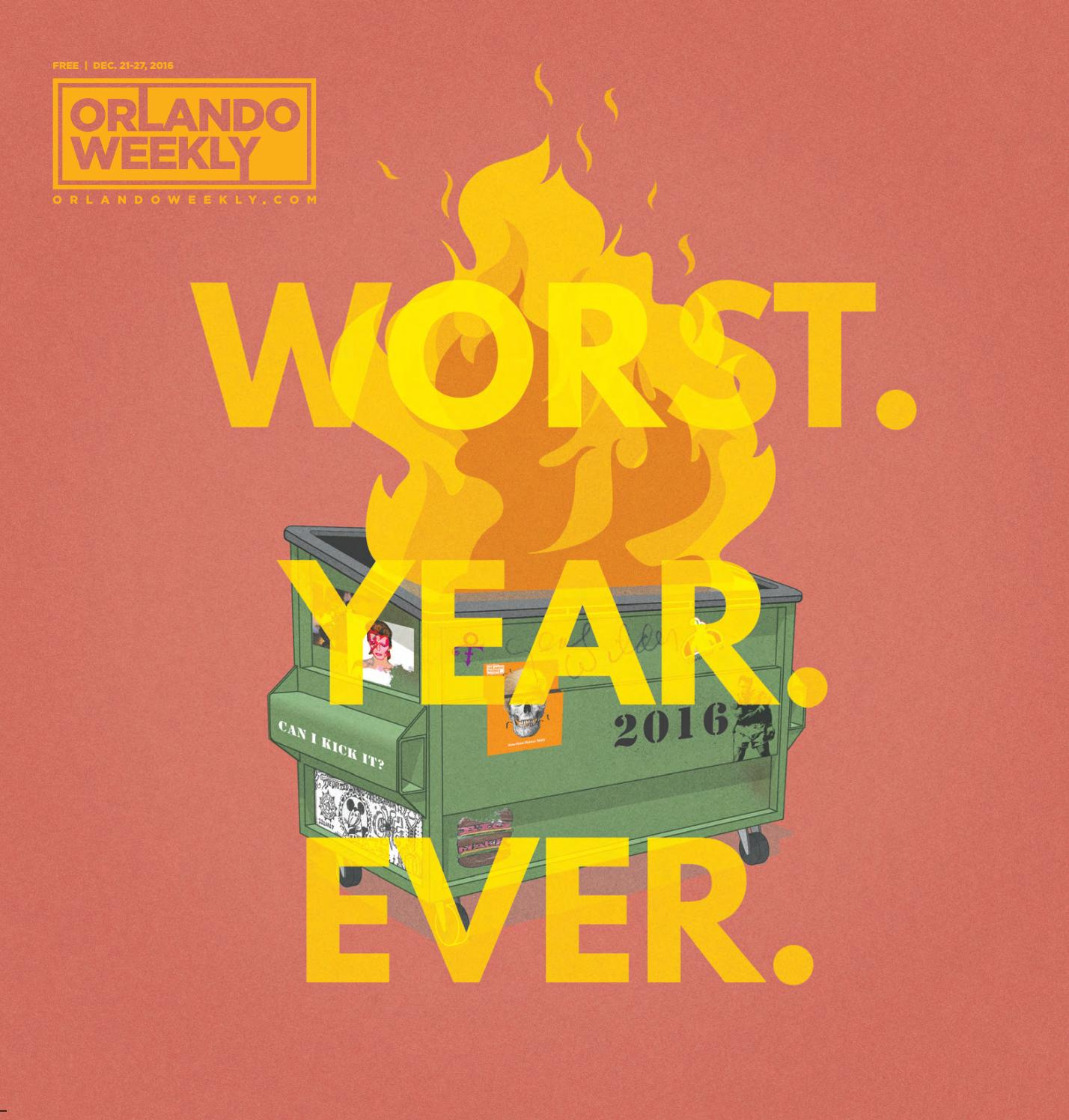Orlando Weekly December 21, 2016 by Euclid Media Group - issuu