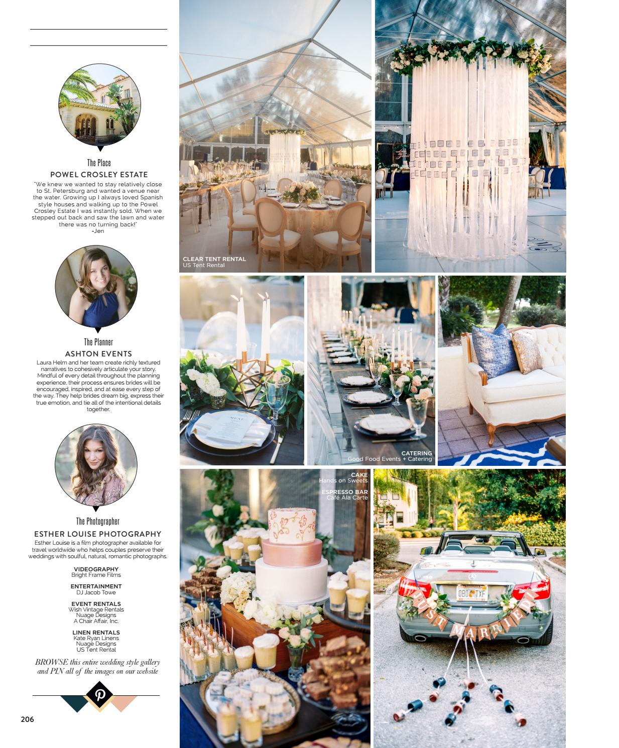 The Celebration Society: Weddings 2017 by Occasions Media