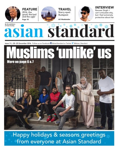 Asian Standard Edition 11 by Asian Sunday News - issuu