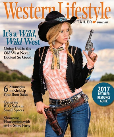 hot sales 75294 e41a7 Western Lifestyle Retailer by Cowboy Publishing Group - issuu