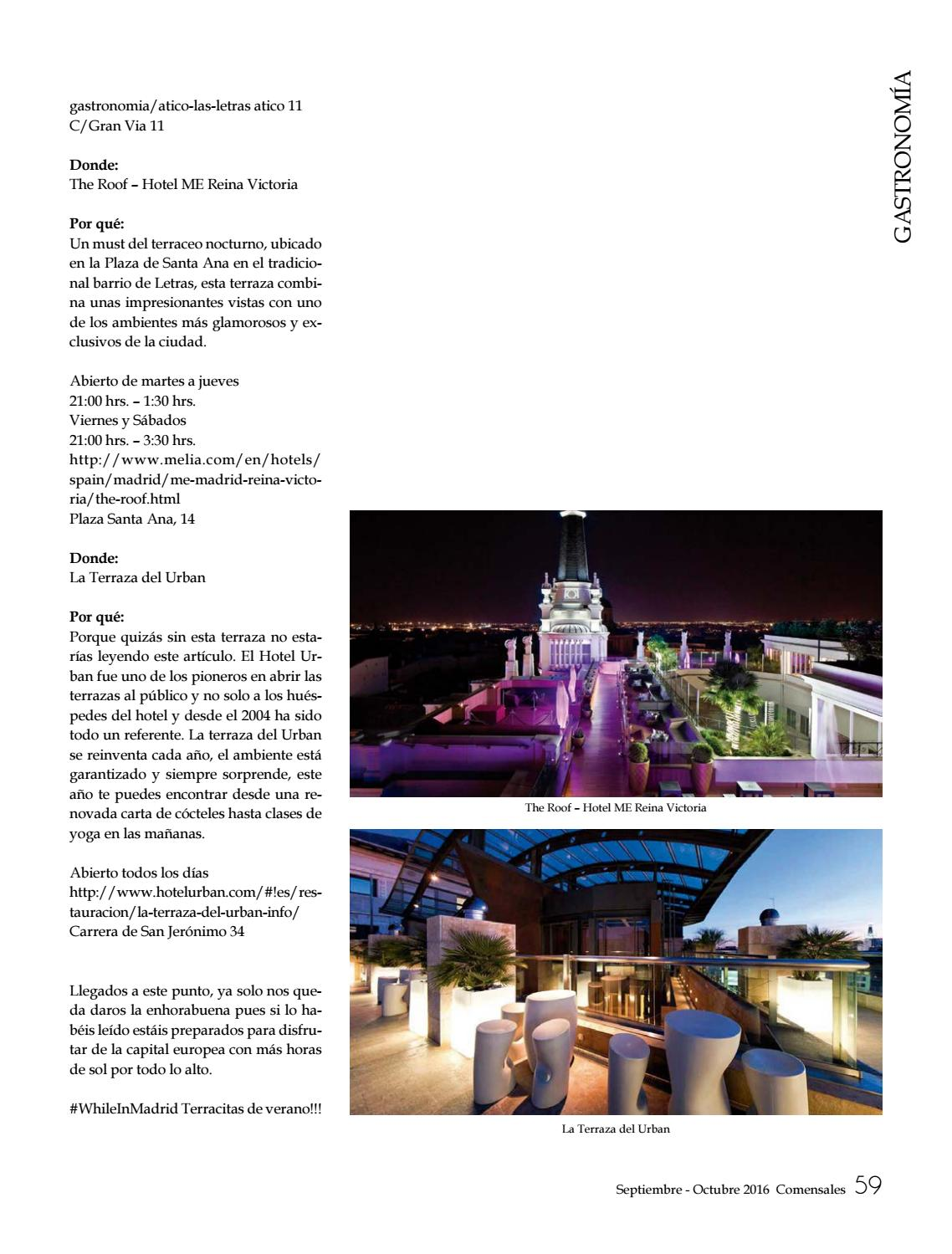 Comensales 32 By Amrmexico Issuu