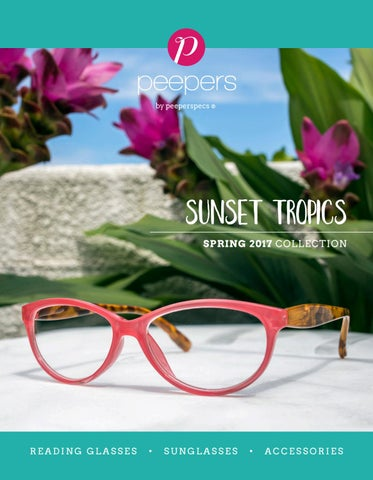 a144ce76b14 Peepers Spring 2017 Collection by Peepers Reading Glasses - issuu