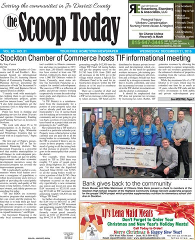 St 12 21 16 By Southern Lakes Newspapers Rock Valley Publishing