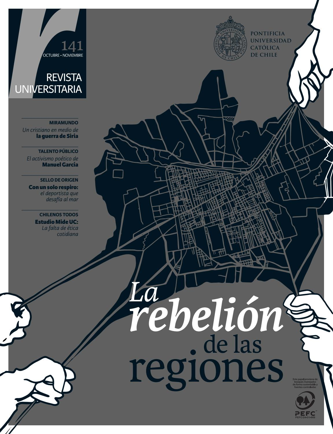 RU N°141 by Publicaciones UC - issuu