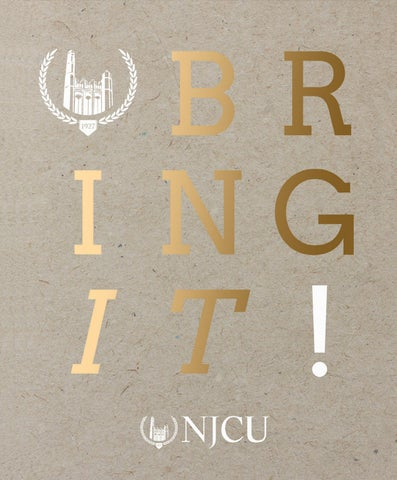Njcu New Jersey City University By New Jersey City University Issuu