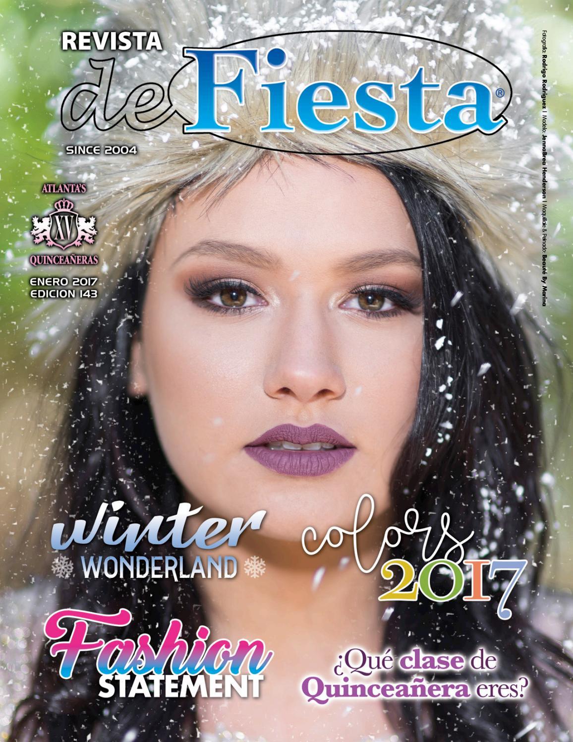 Revista de Fiesta Enero by Revista De Fiesta - issuu