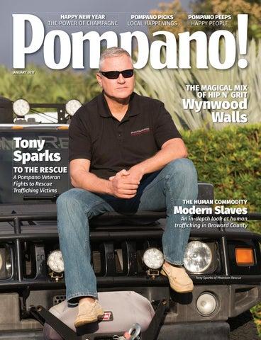503269fa9b Pompano! Magazine January 2017 by Point! Publishing - issuu