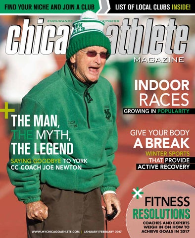 9da15e93ccbf Chicago Athlete 2017 January February Issue by Kelli L - issuu