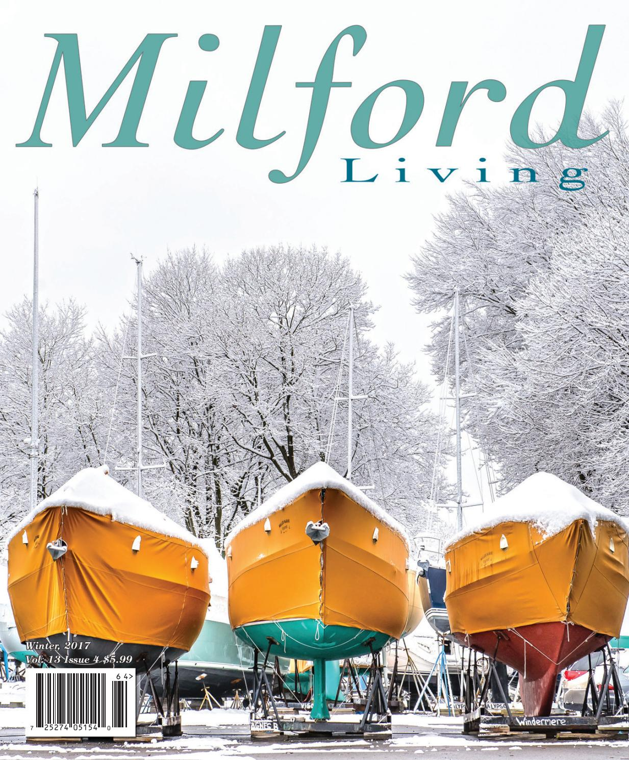 Milford Living Winter 2017 by Red Mat Publishing - issuu