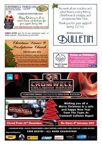 Bulletin 1511 By Cromwell Bulletin Issuu