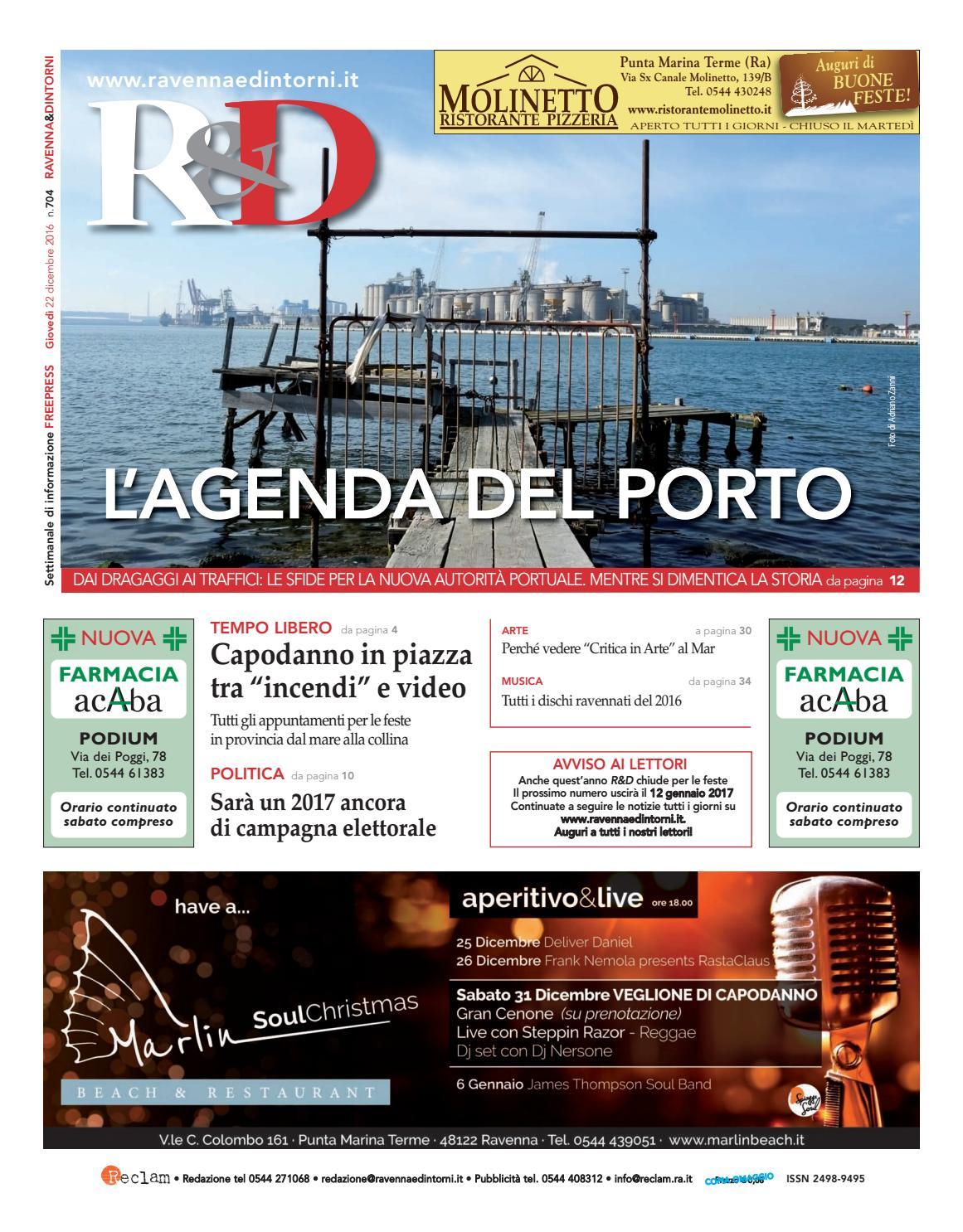 f739d0f934 Rd 22 12 16 by Reclam Edizioni e Comunicazione - issuu