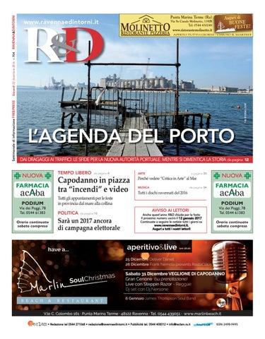 Rd 22 12 16 by Reclam Edizioni e Comunicazione - issuu 024a815d844