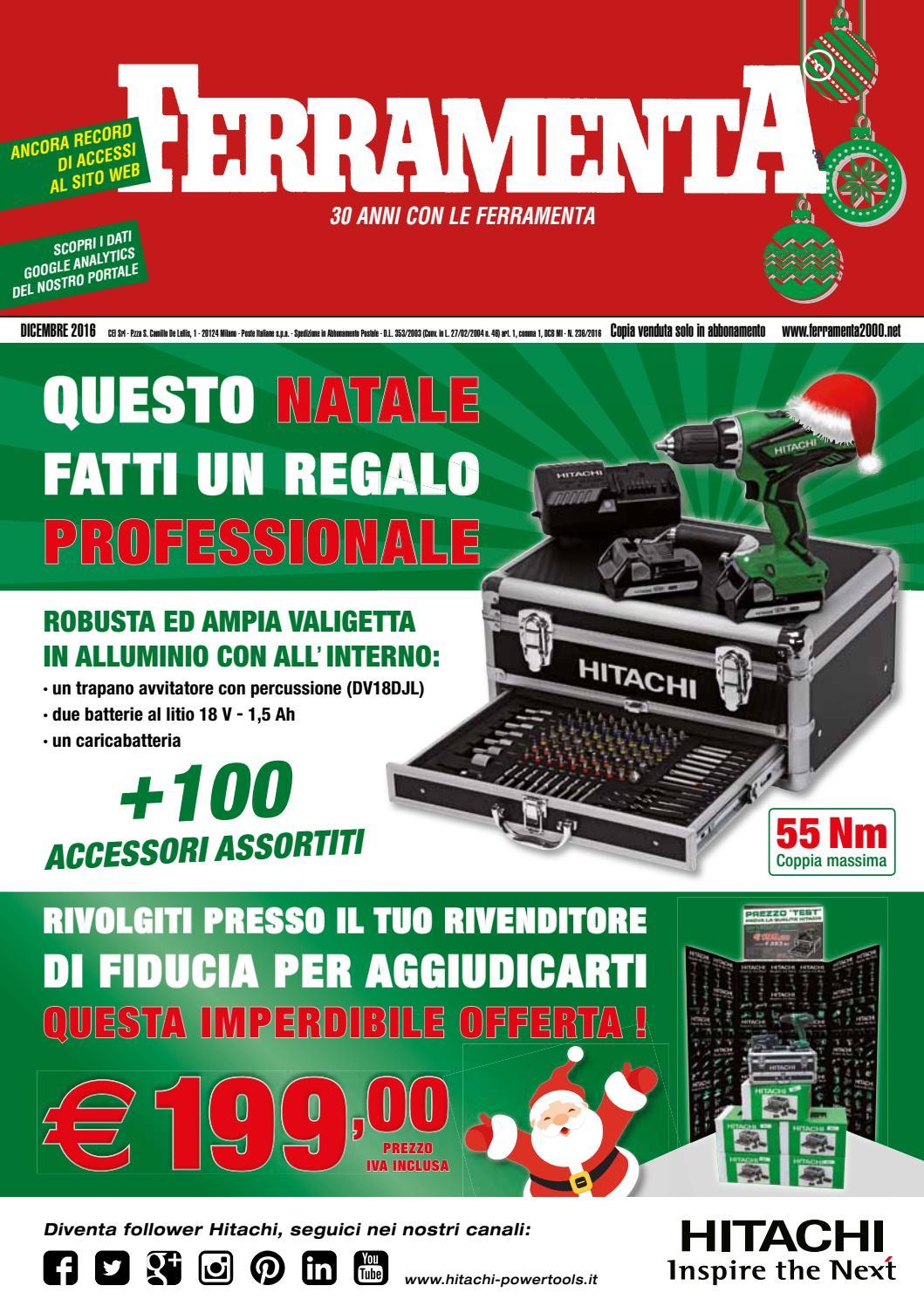 Ferramenta2000 Dicembre 2016 by E.T. Edizioni Tecniche SRL - issuu 6fa2013397e